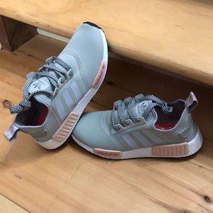 "Adidas NMD_R1 ""Light Onix"" Women's Sz 7.5"